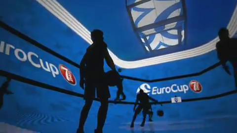 Eurocup 3ª j.: Crvena Avezda MTS Belgrade - Morabanc Andorra