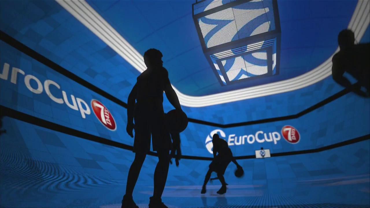 Eurocup 4ª j.: Unicaja Málaga - Unics Kazan