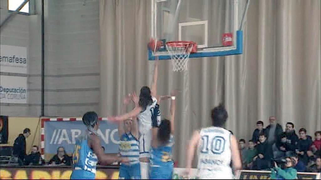 Liga DIA, 24ª jornada: Star Center Uni Ferrol - Cadí La Seu