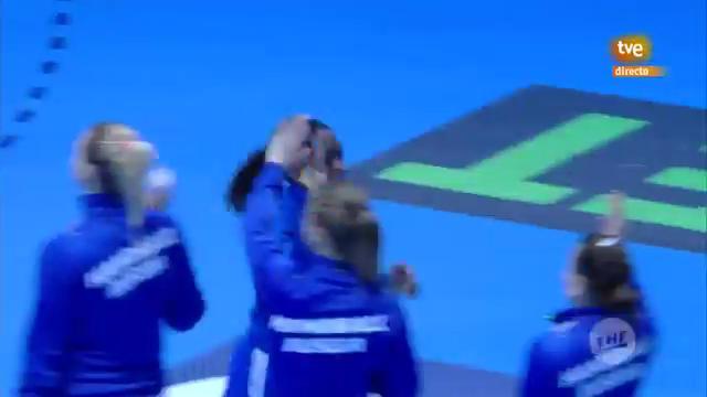 Campeonato de Europa Femenino: Final