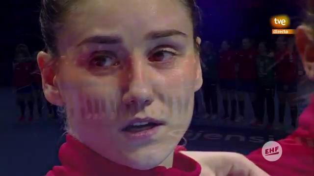 Campeonato de Europa Femenino: Serbia - Montenegro