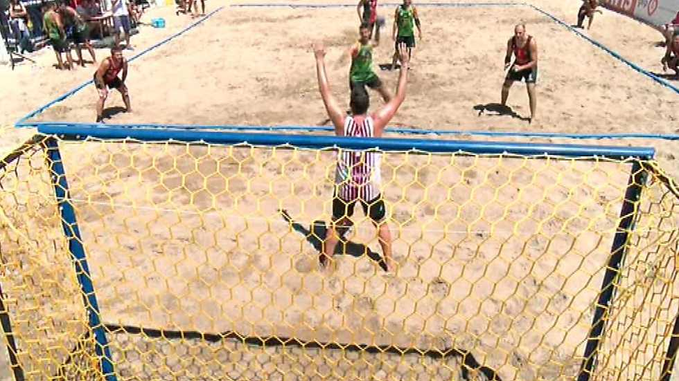 Balonmano Playa - Arena Handball Tour 2 Final Masculina