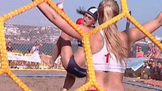 Balonmano playa - Copa de Europa de Clubes Gran Canaria