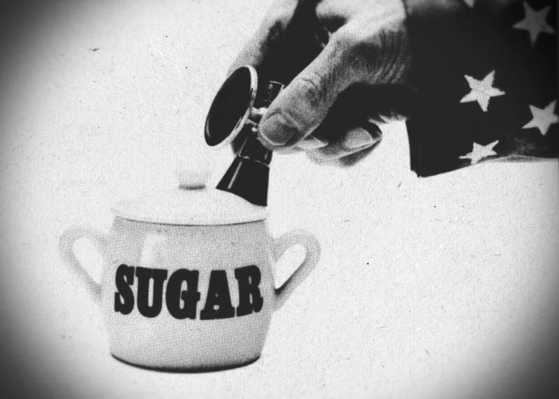 Bañado en azúcar