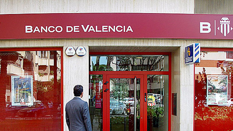 El banco de espa a interviene el banco de valencia e for Banco abierto sabado madrid