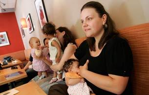 Ver vídeo  'Los bancos de leche materna'