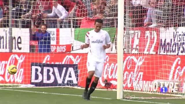 Banega se acerca al Sevilla