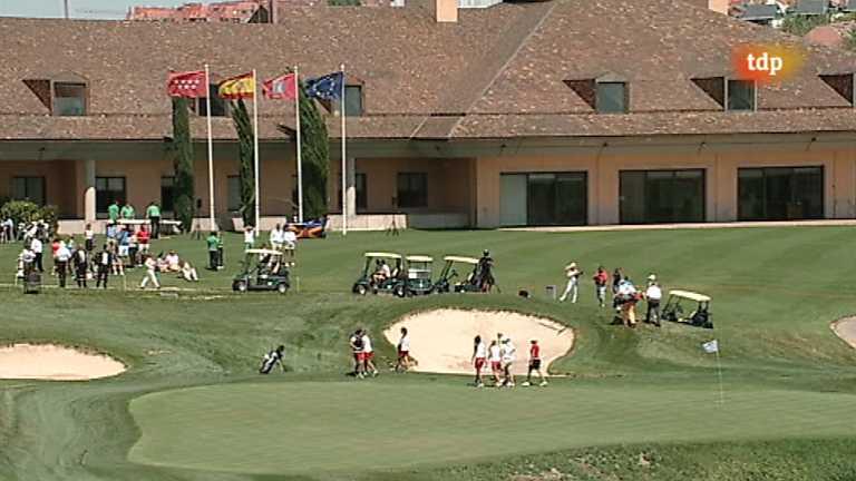 Golf - Banesto Golf Tour. 3ª prueba - 25/05/12