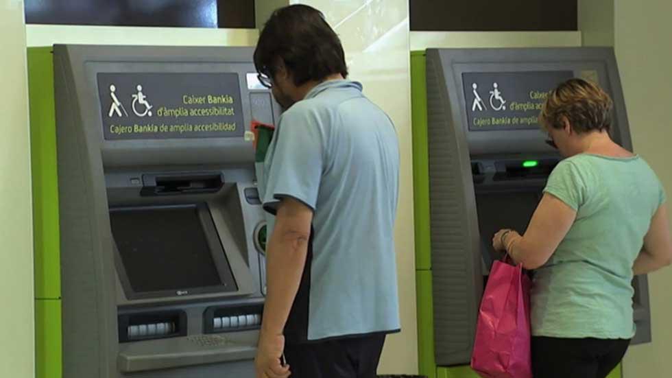 Bankia sabadell y euro 6000 no cobrar n recargo por sacar for Cajeros sabadell valencia