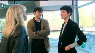Atención obras - Barbara Lennie e Israel Elejalde, protagonistas del Festival