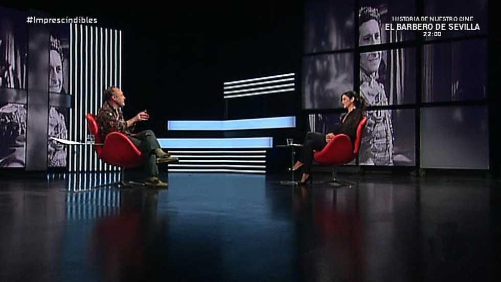 Historia de nuestro cine - El barbero de Sevilla (Presentación)