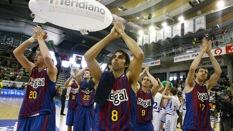 Barça y Caja Laboral ya están en semifinales