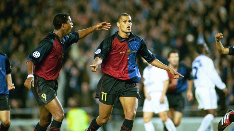 El Barça, en clave de remontada