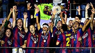 El Barça gana en Berlín su quinta Champions