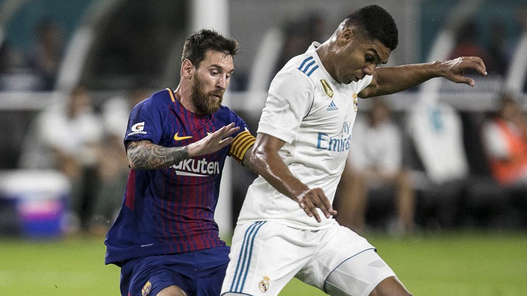 Barça y Madrid, a por el primer choque de la Supercopa