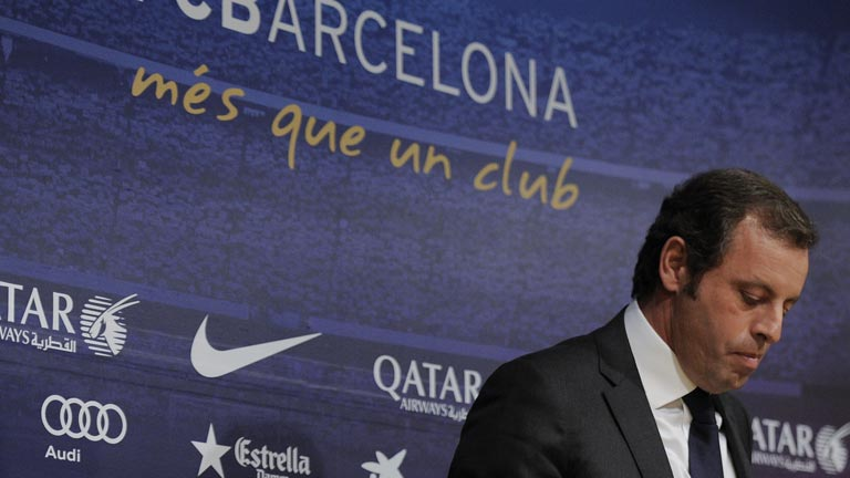 El Barça se expone a una sanción de 54,6 millones por el 'caso Neymar'