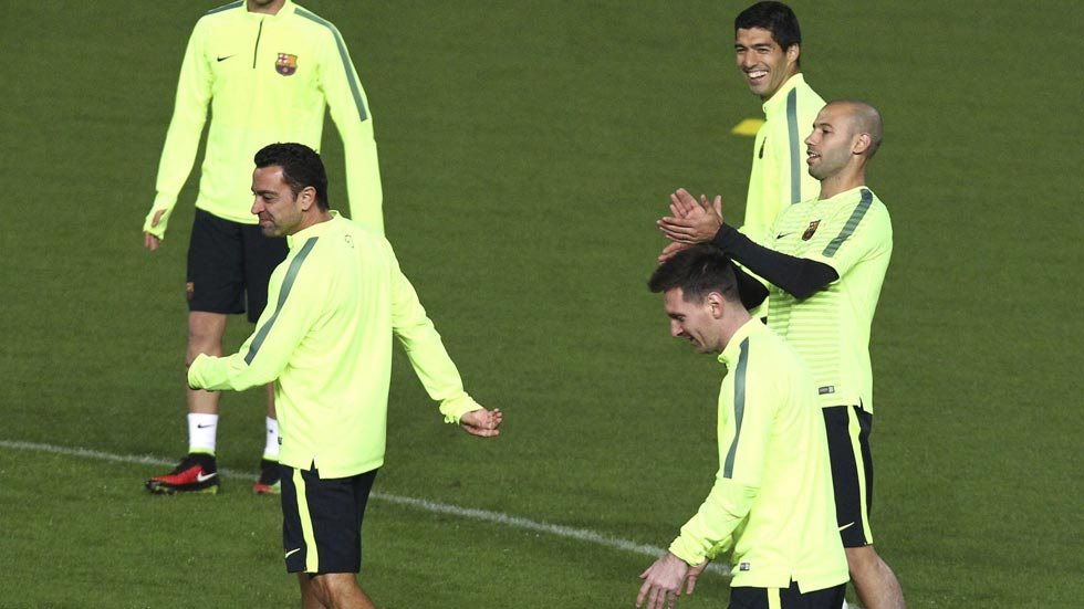 El Barça, a sellar el liderato en Nicosia