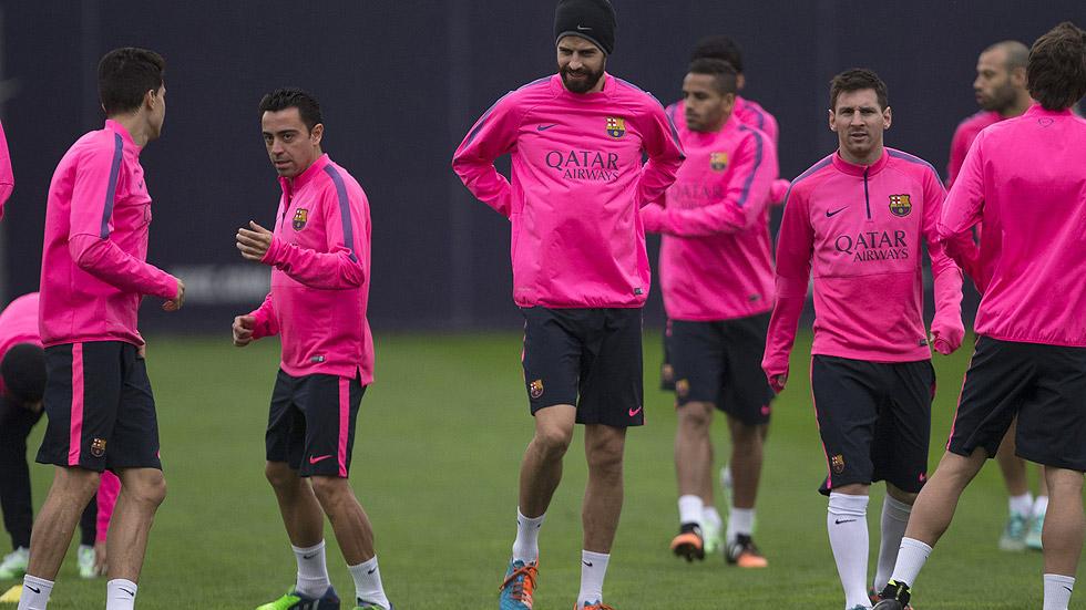 Barça y Valencia afilan sus armas