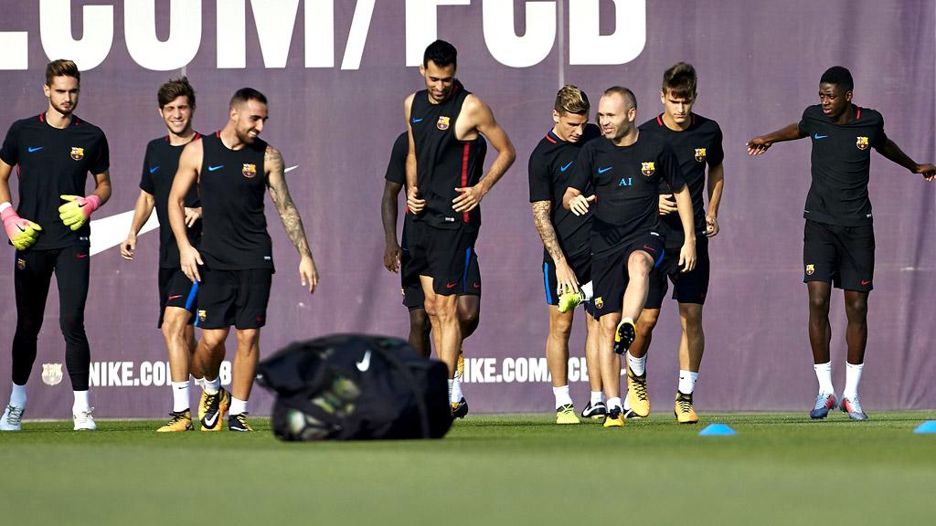 El Barça de Valverde se mide ante la Juventus en Champions