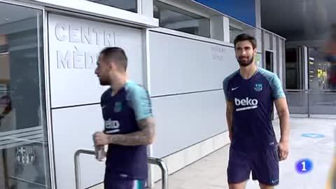 El Barça vuelve a la actividad con 15 jugadores y una sola cara nueva