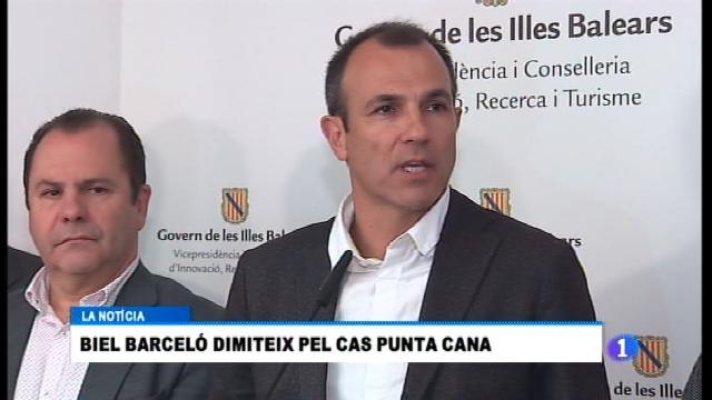 Barceló dimitèix pel cas Punta Cana
