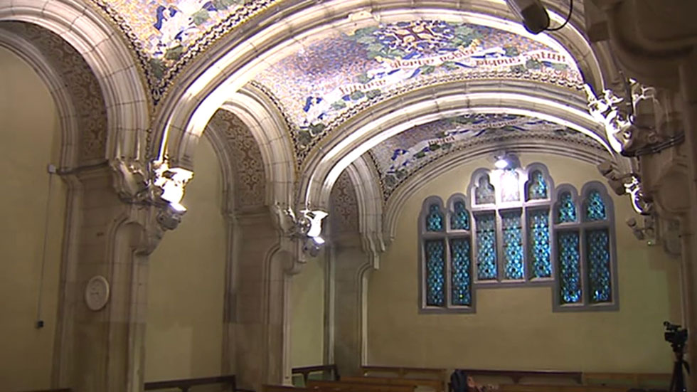En Barcelona creen haber descubierto una obra más de Antonio Gaudí