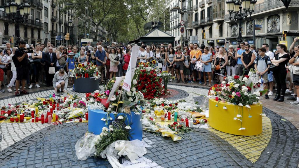 Informe Semanal - Barcelona. Luto en La Rambla