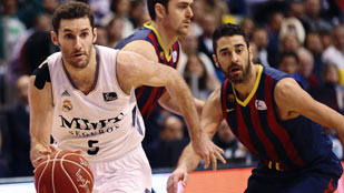 Baloncesto - Copa del Rey 2014: Barcelona - Real madrid