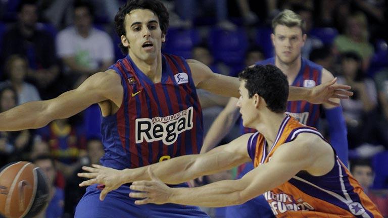 Barcelona Regal 84-57 Valencia Basket