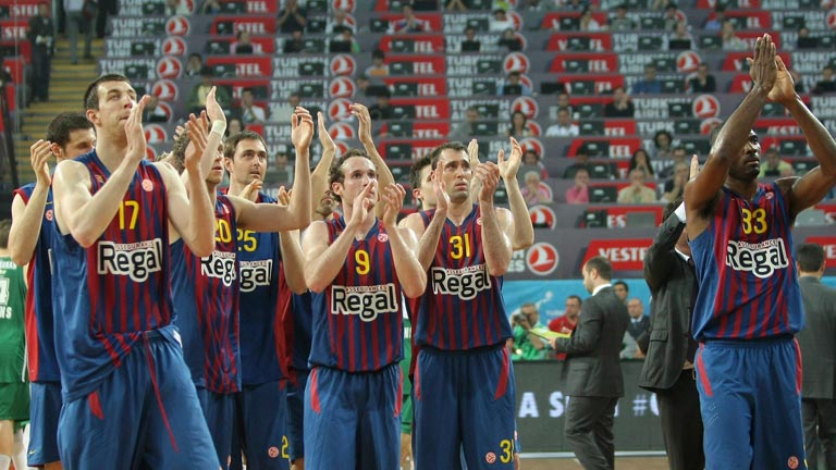 El Barcelona Regal cierra tercero la Euroliga