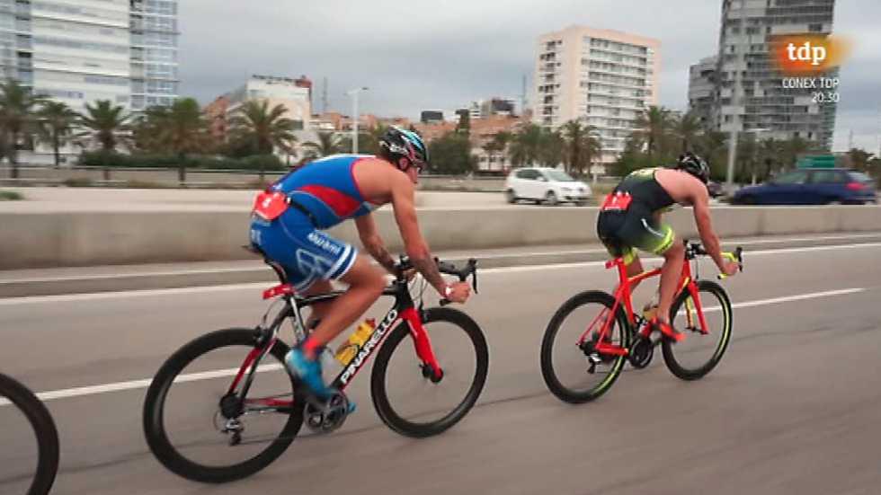 Triatlón - Barcelona Triathlòn 2016