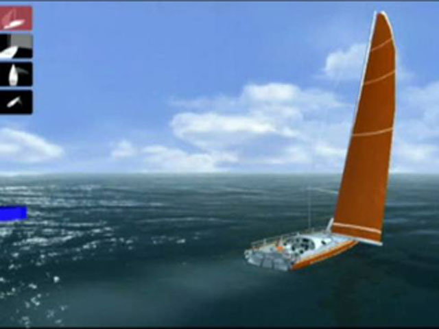 El juego virtual de la Barcelona World Race