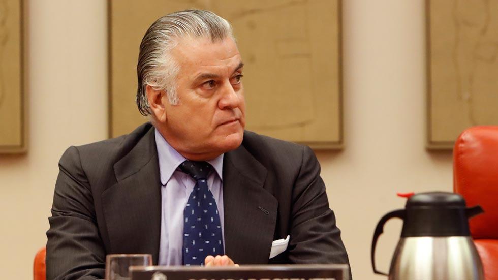 """Bárcenas no responde en la comisión de investigación y la oposición lo atribuye a un """"pacto de silencio"""" con el PP"""