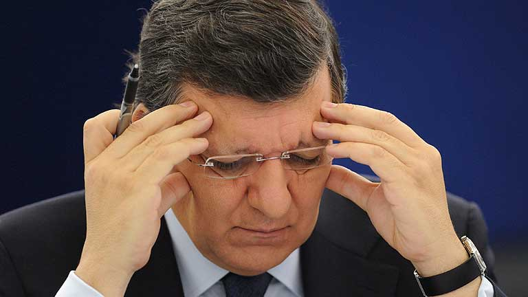 """Barroso denuncia que hay países que no son conscientes de la """"urgencia"""" de actuar contra la crisis"""