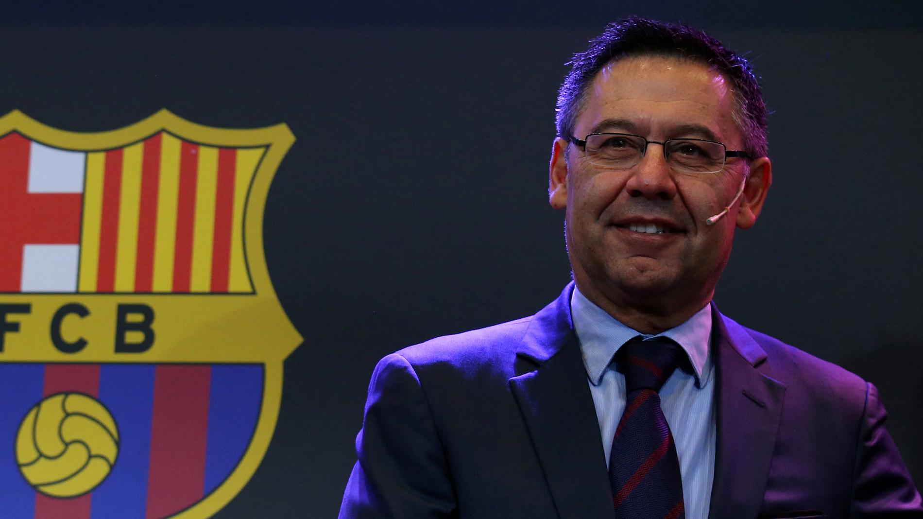 """Bartomeu: """"Ha sido un año intenso con decisiones que han reforzado al club"""""""