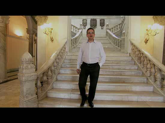 Volver con... - Basagoiti en el Ayuntamiento de Bilbao