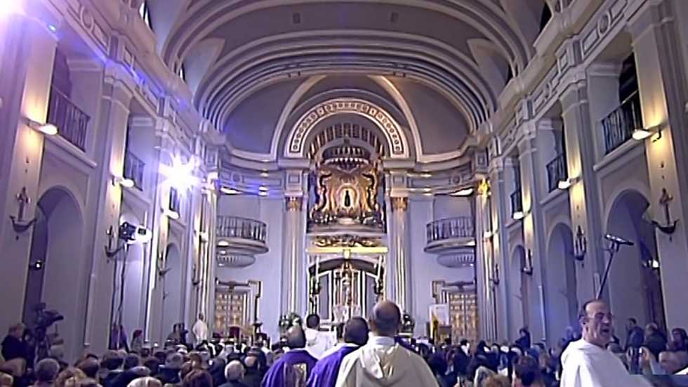 El día del Señor - Basílica de Ntra. Sra. de Atocha