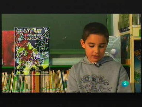 "Página 2 - Miniclub de lectura: ""BAT PAT, el monstruo de las cloacas"""