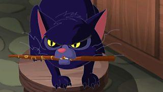 Kitty cat caper