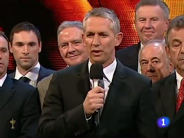 La BBC rindió un homenaje a Seve Ballesteros en 2009