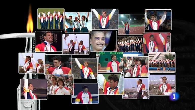 Londres en juego - Bcn '92 + 20: Y fueron 22 medallas