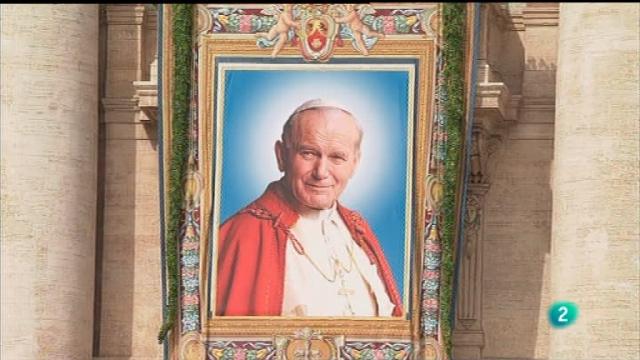 El día del Señor - Misa de beatificación de Juan Pablo II, 1 parte