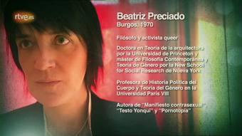 Pienso luego existo - Beatriz Preciado - presentación
