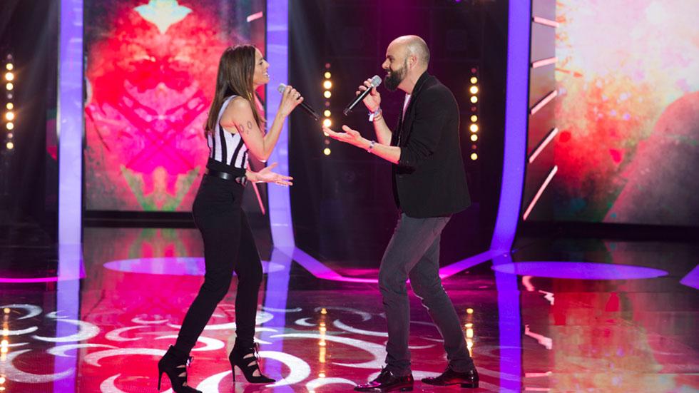 """Fantastic Duo - Bebe y Sergi Morales, a comerse el mundo con su versión de """"Ella"""""""