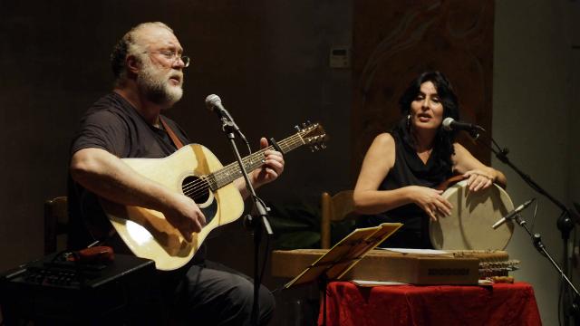 Estudio 206 - Begoña Olavide y Javier Bergia - 30/12/2016