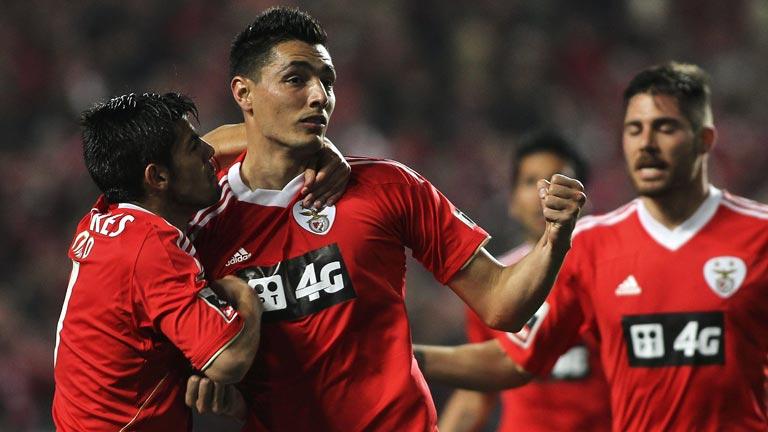 El Benfica pretende remontar el 3-2 del partido de ida ante el Zenit