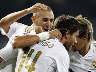 Benzema vuelve a empatar (2-2)