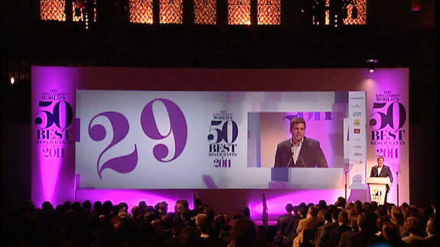 Berastegui cuestiona la independencia en la elaboración de la lista de los 50 mejores restaurantes