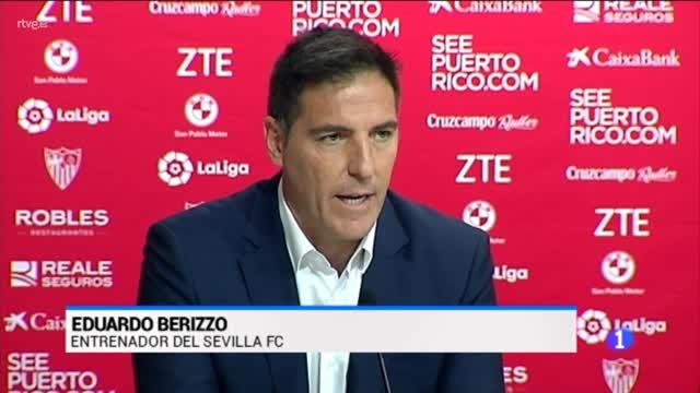 Berizzo presentado como nuevo entrenador del Sevilla FC