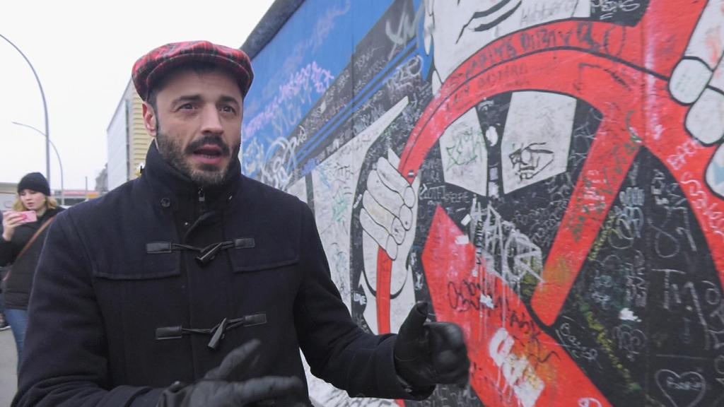 Españoles en el mundo - Berlín y Potsdam